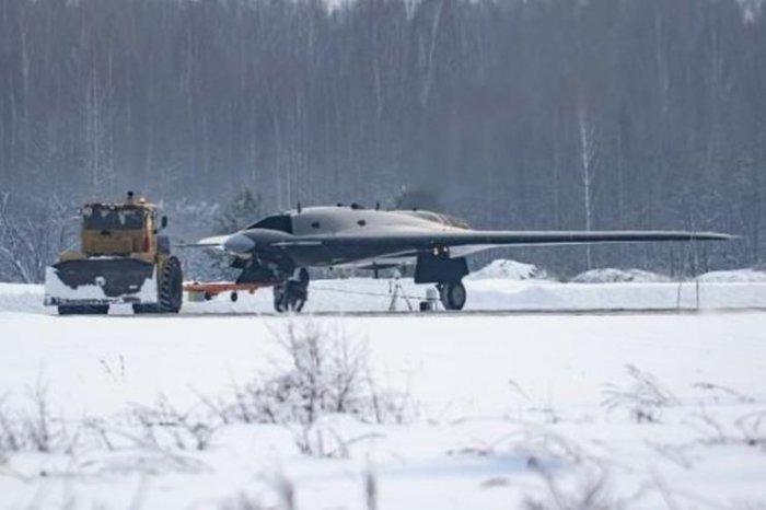 Такого нет даже в США_ в России построили сверхзвуковой беспилотник с технологией _стелс_