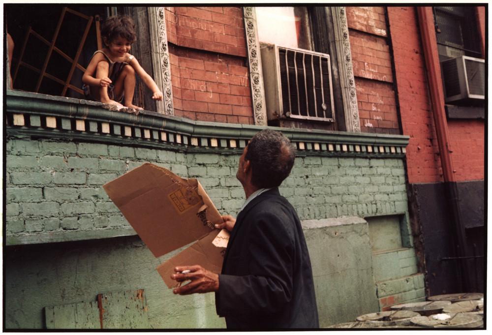 Уличная жизнь Нью_Йорка с 1930_х до 80_х годов в фотографиях Элен Левитт 3