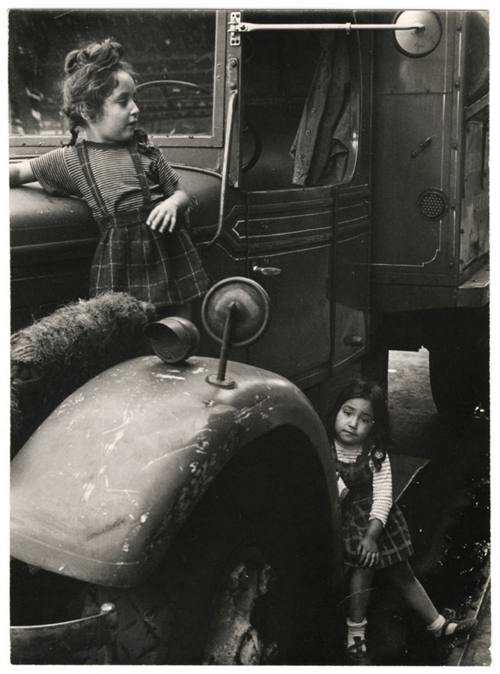 Уличная жизнь Нью_Йорка с 1930_х до 80_х годов в фотографиях Элен Левитт 5