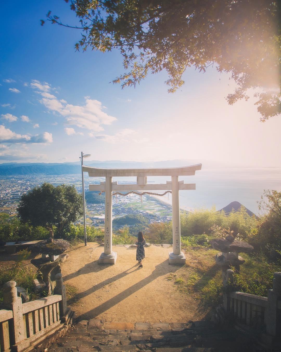 Красота японских городов и природы в фотографиях Такахиро Хосое