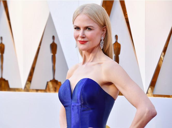 Николь Кидман на премии «Оскар» в 2018 году