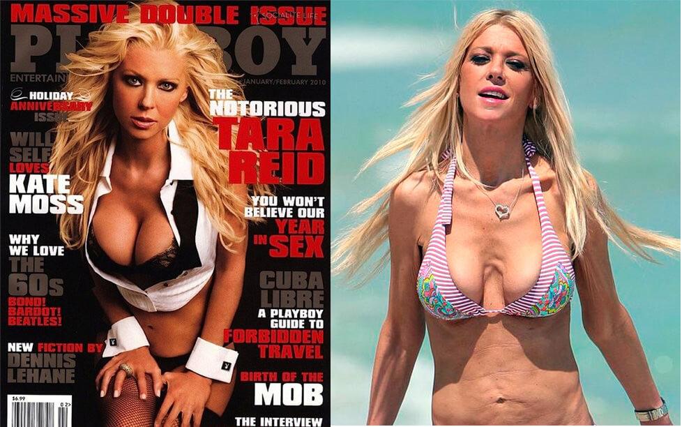 Знаменитости на обложках журналов и в реальной жизни