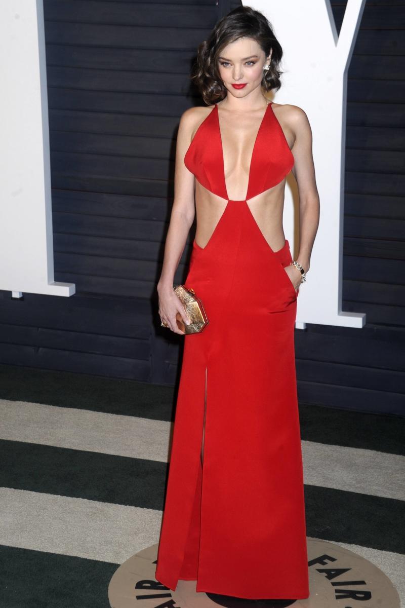 Миранда Керр, «Оскар» 2016