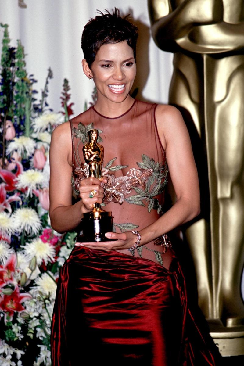 Холли Берри, «Оскар» 2002