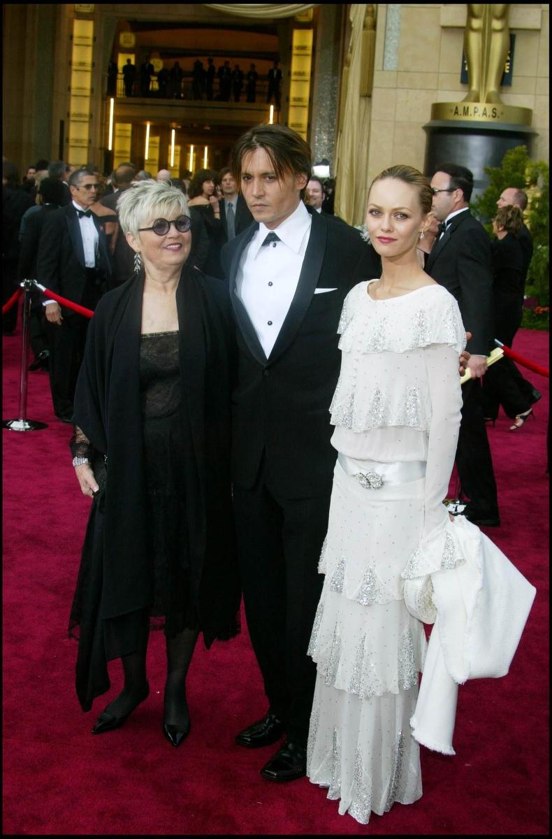 Ванесса Паради, «Оскар» 2004