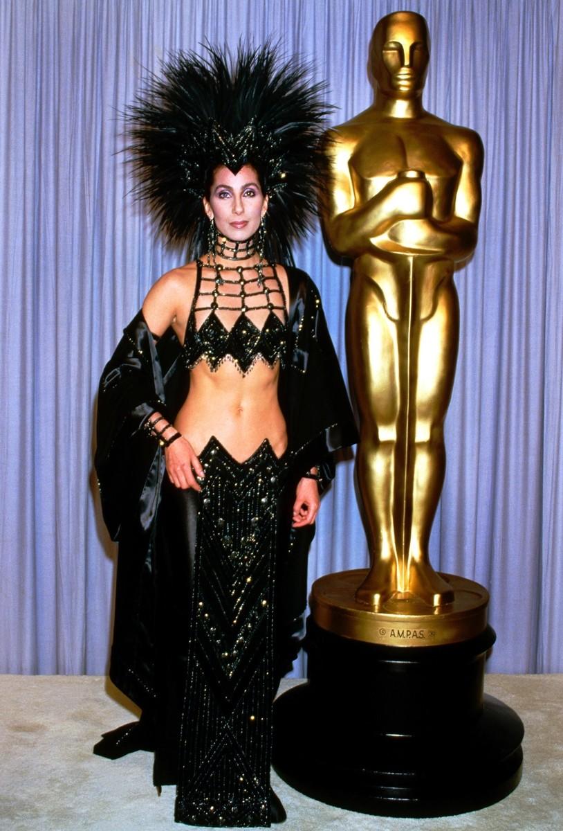 Шер, «Оскар» 1986