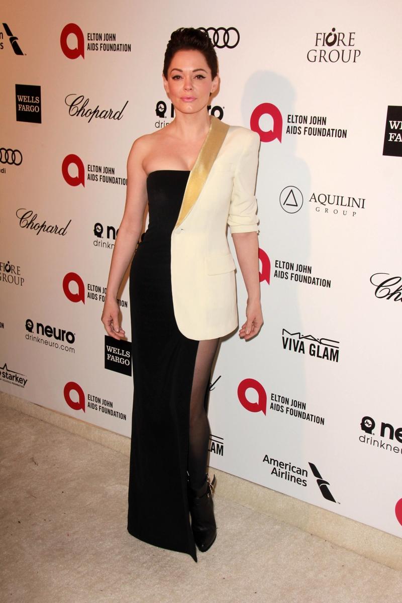 Роуз Макгоун, «Оскар» 2015