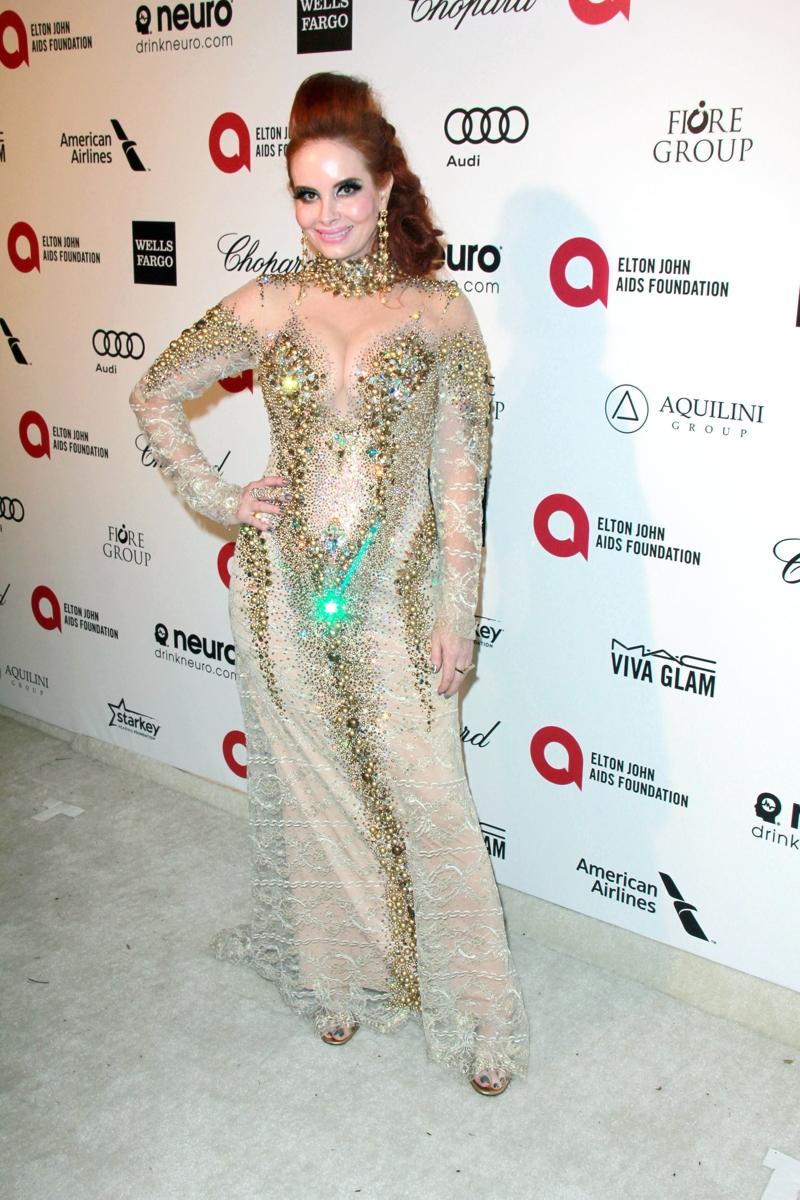 Фиби Прайс, «Оскар» 2015