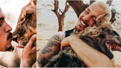 Швейцарец продал всё и уехал в Африку спасать диких животных