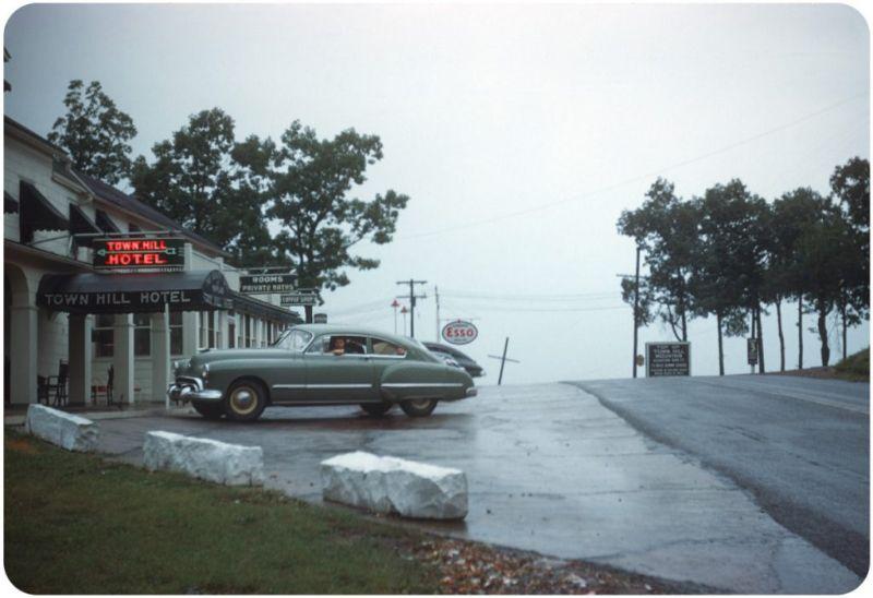 Американцы и их стильные автомобили в 50_е годы (10)