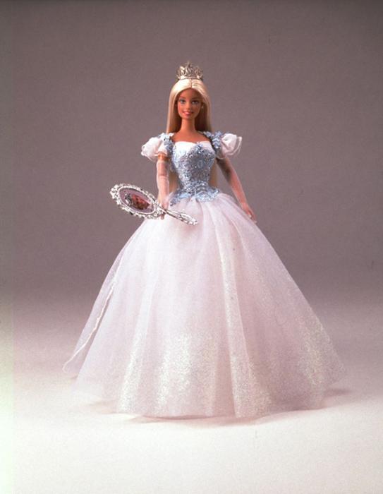 Барби принцесса.