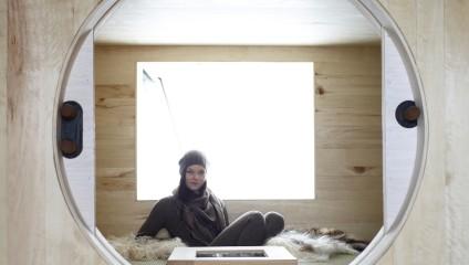 Из старого сарая в Норвегии сделали удобный загородный дом