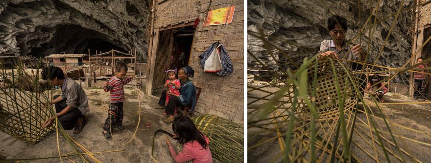 Гигантская пещера в Китае_ в которой поместилась целая деревня на 100 человек (5)