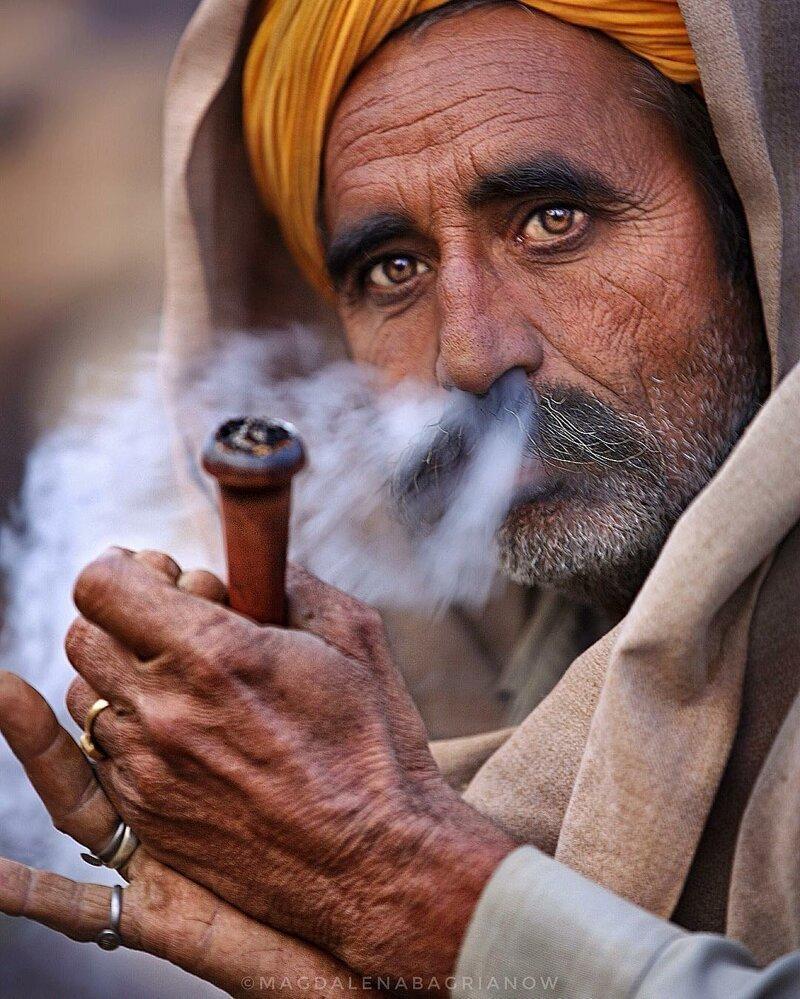 Гипнотические портреты из Индии_ от которых невозможно оторвать взгляд_51 фото_ (1)