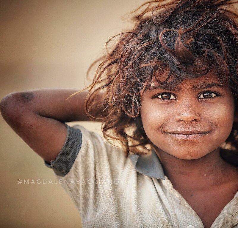 Гипнотические портреты из Индии_ от которых невозможно оторвать взгляд_51 фото_ (11)