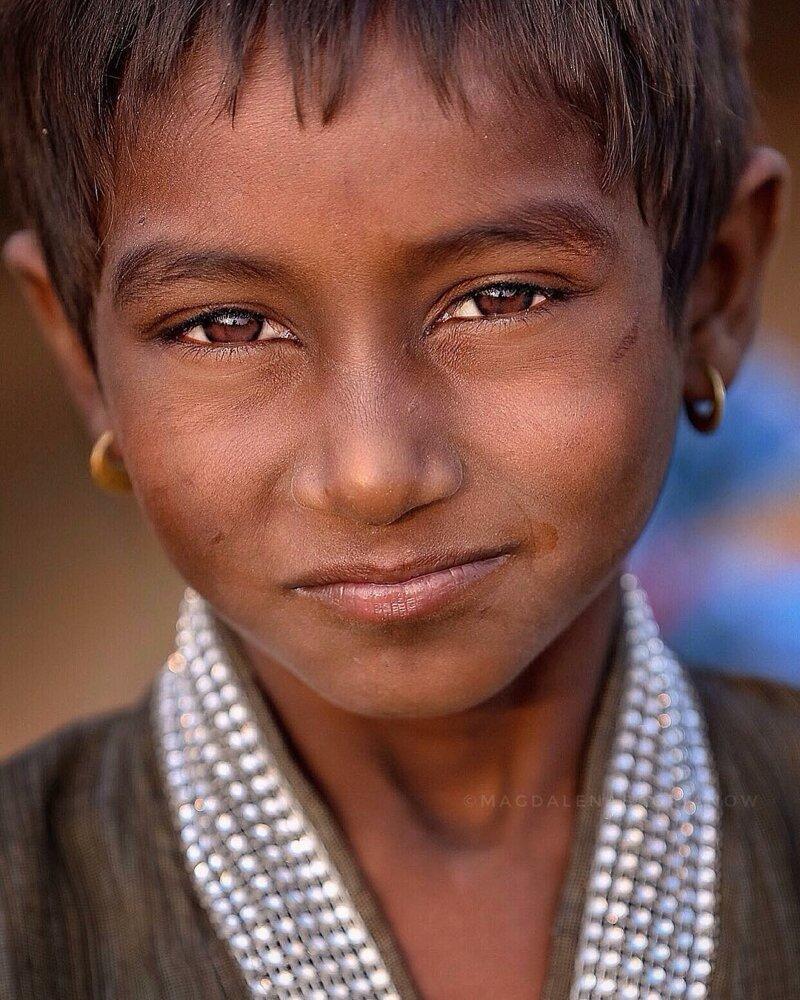 Гипнотические портреты из Индии_ от которых невозможно оторвать взгляд_51 фото_ (14)