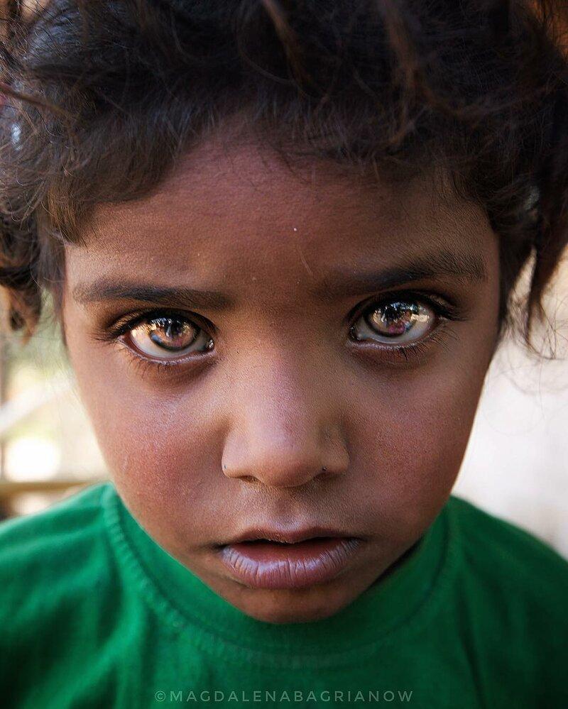 Гипнотические портреты из Индии_ от которых невозможно оторвать взгляд_51 фото_ (4)