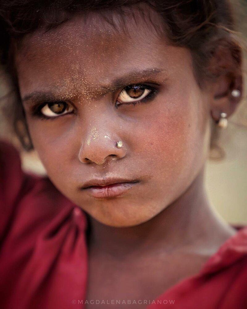 Гипнотические портреты из Индии_ от которых невозможно оторвать взгляд_51 фото_ (6)