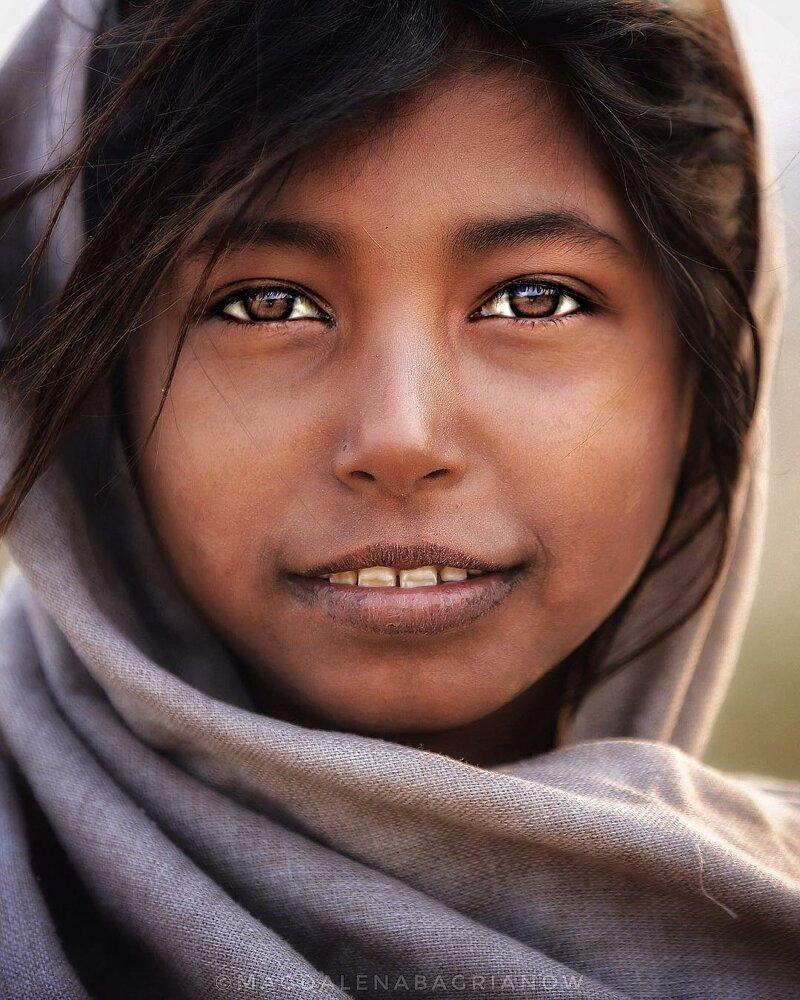 Гипнотические портреты из Индии_ от которых невозможно оторвать взгляд_51 фото_ (7)