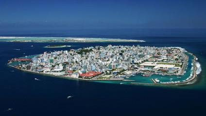 Город королей: фоторепортаж с острова Мале