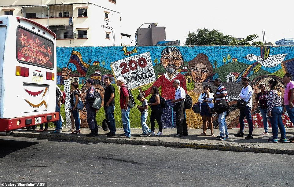 «Конец света» в Венесуэле (1)