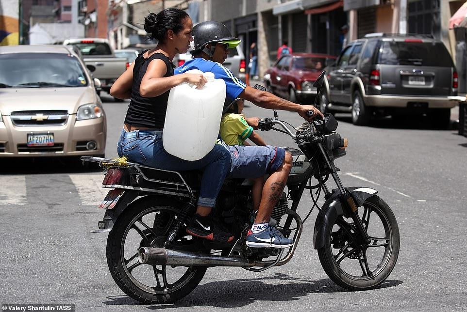«Конец света» в Венесуэле (11)