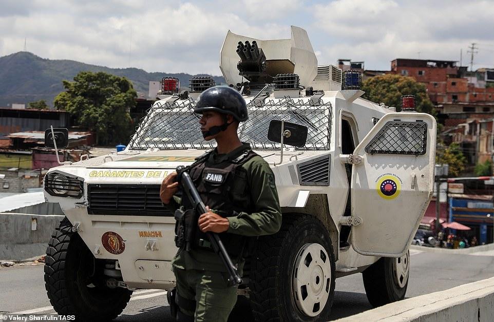 «Конец света» в Венесуэле (2)