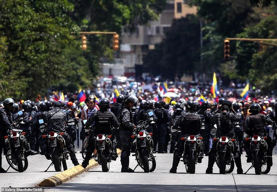 В Венесуэле наступил «конец света»: фоторепортаж