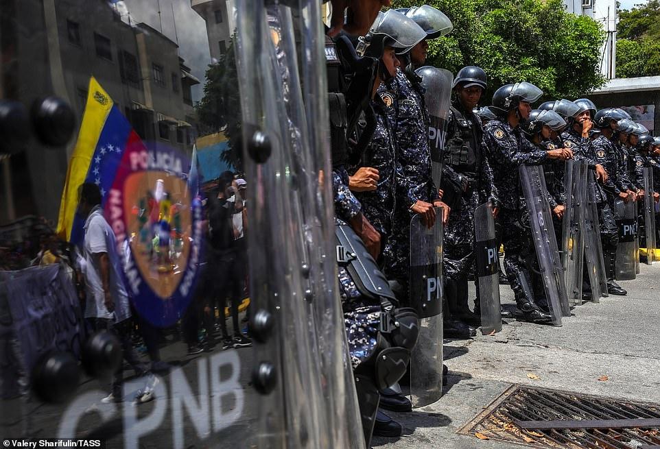 «Конец света» в Венесуэле (5)