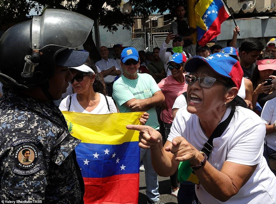 «Конец света» в Венесуэле (6)