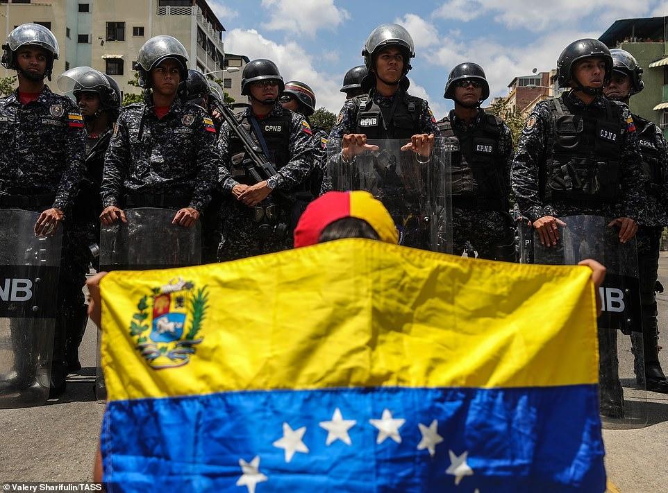 «Конец света» в Венесуэле (7)