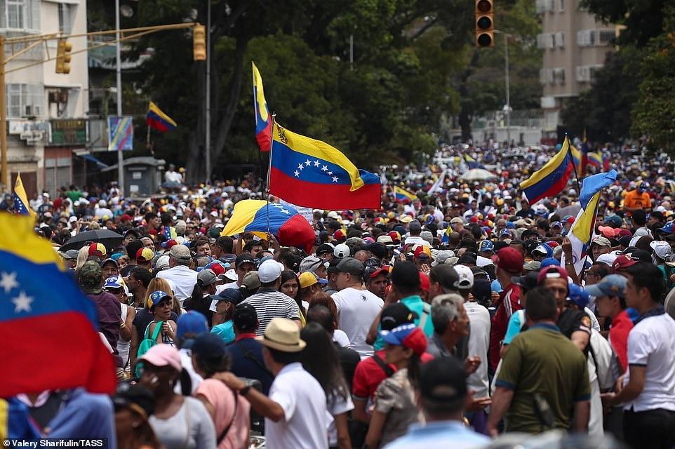 «Конец света» в Венесуэле (8)