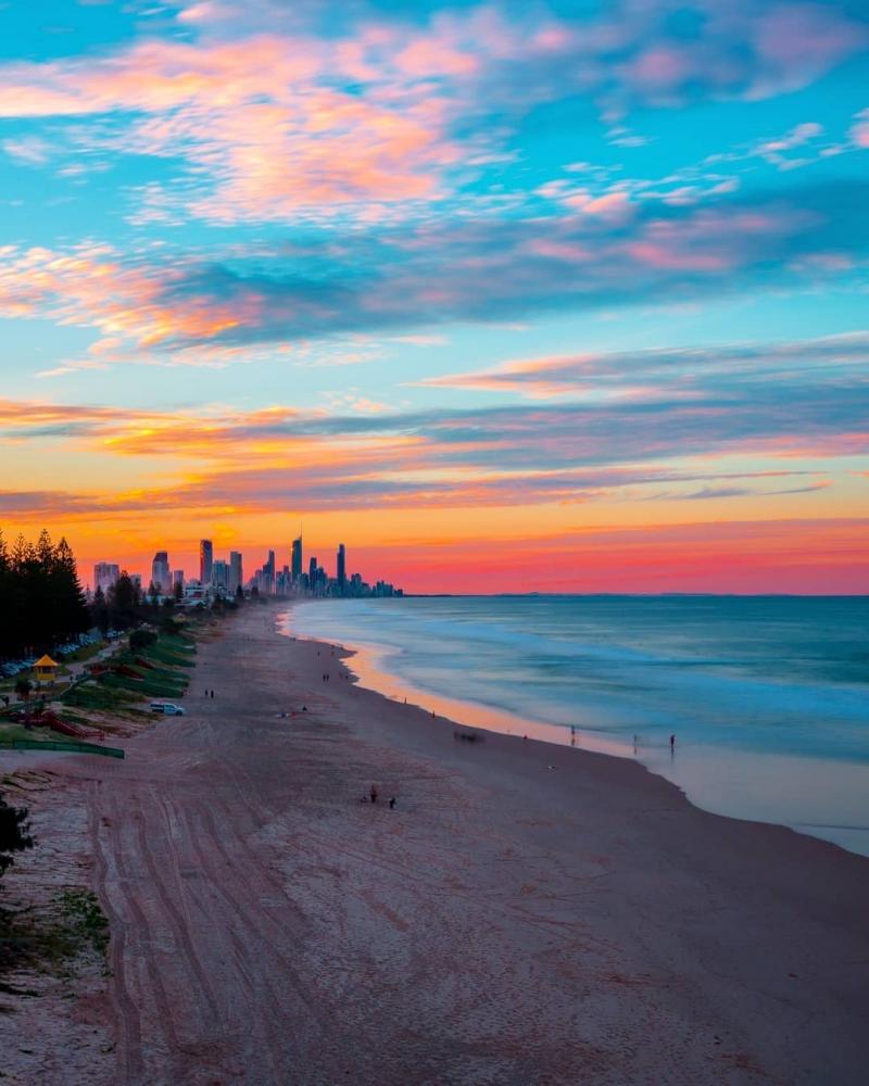 Красивые австралийские пейзажи на снимках Митчелла Петтигрю (13)