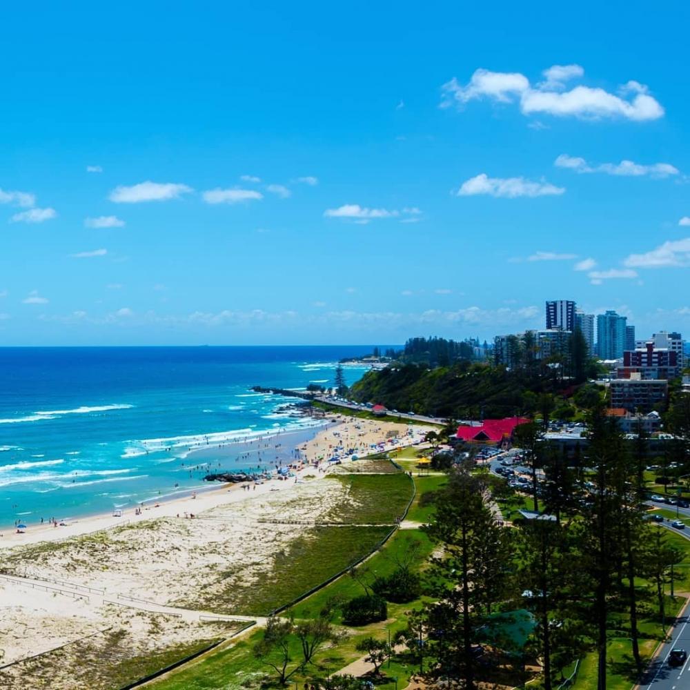 Красивые австралийские пейзажи на снимках Митчелла Петтигрю (2)