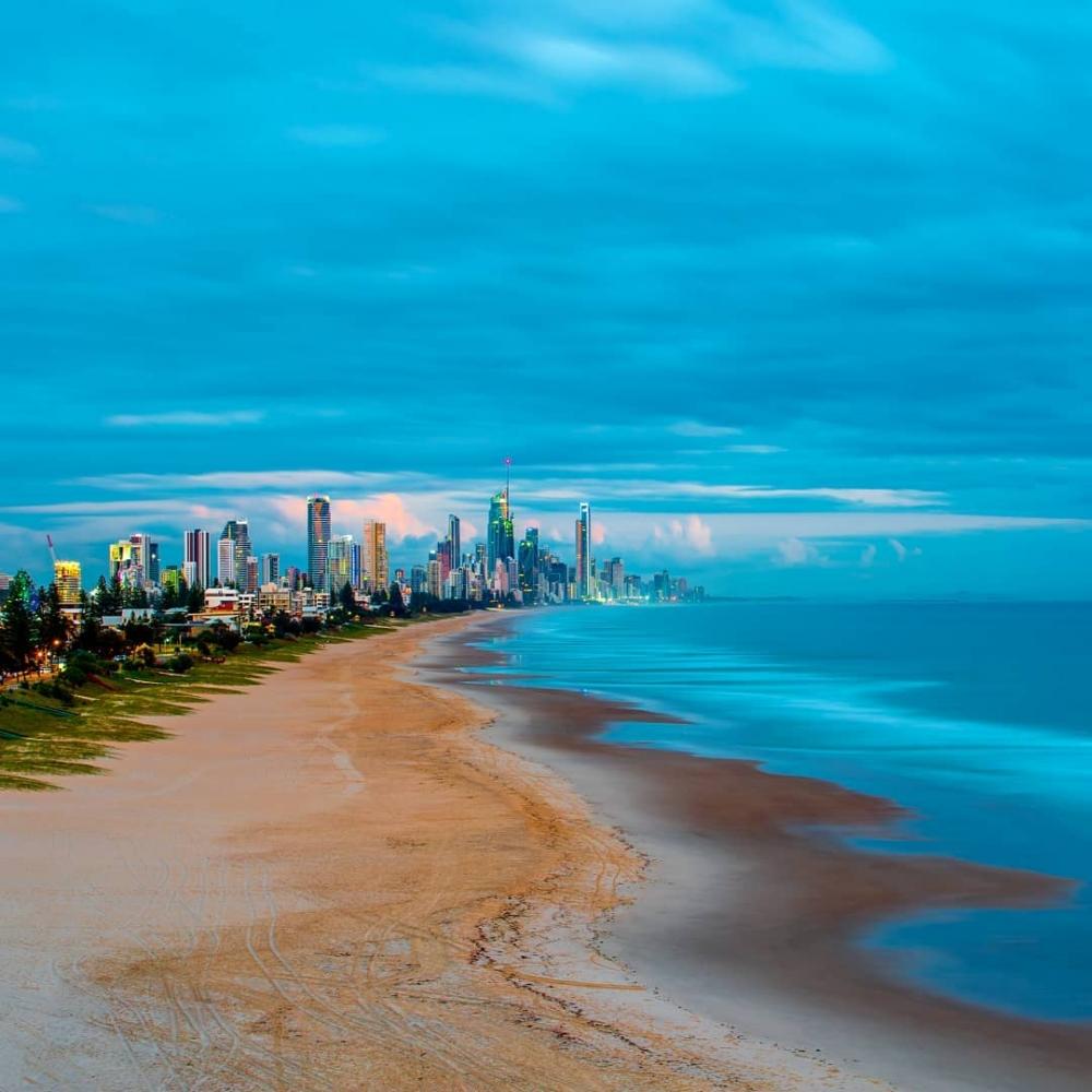 Красивые австралийские пейзажи на снимках Митчелла Петтигрю (3)