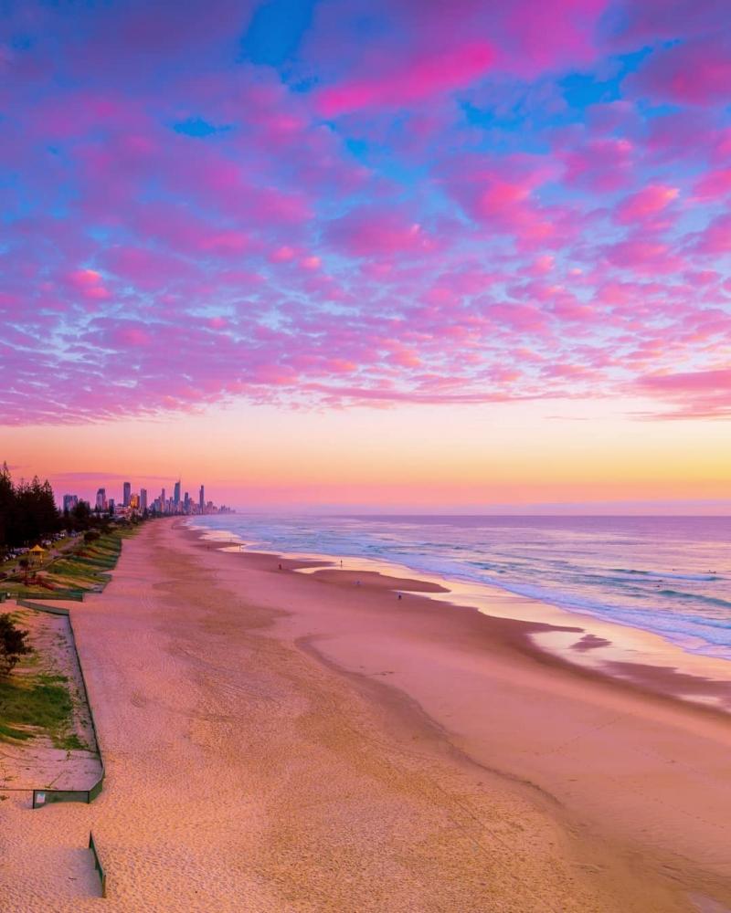 Красивые австралийские пейзажи на снимках Митчелла Петтигрю (8)