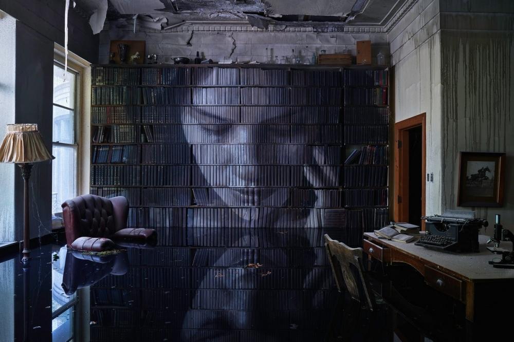 Красота среди руин_ художник превратил заброшенный особняк в уникальный арт_объект (4)