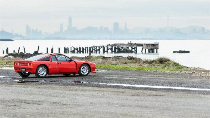 Lancia Rally 037 Stradale_ построенная в начале 80_х для чемпионата мира по ралли_20 фото_ (2)