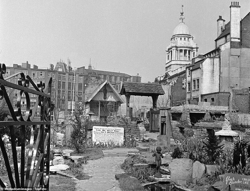 Лондонский блиц_ как британцы оправлялись от бомбежек нацистской Германии_19 фото _ 2 тянучки_ (14)