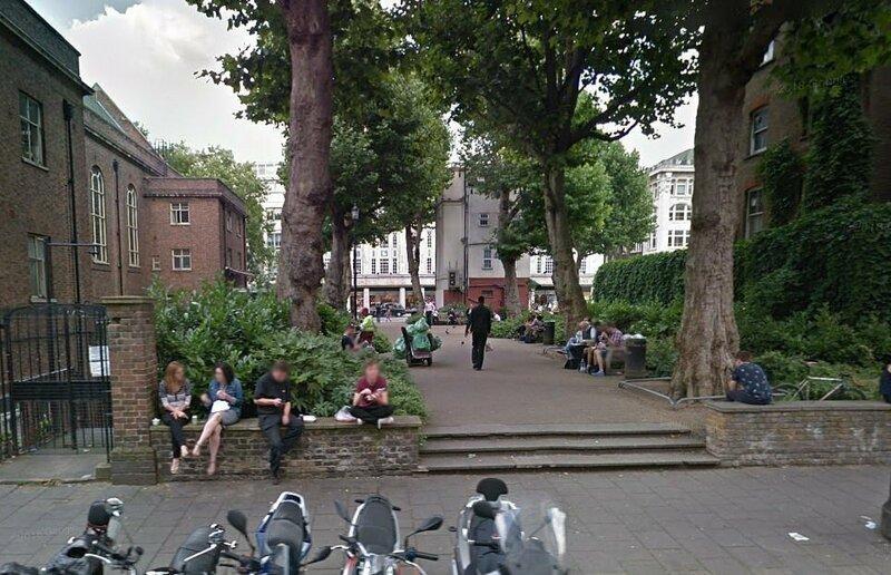 Лондонский блиц_ как британцы оправлялись от бомбежек нацистской Германии_19 фото _ 2 тянучки_ (4)