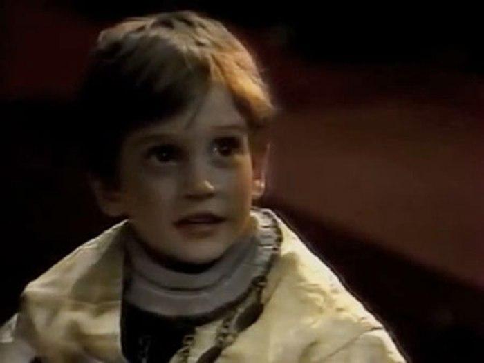 Матвей Лыков в телеспектакле «Томас Бекет», 1992