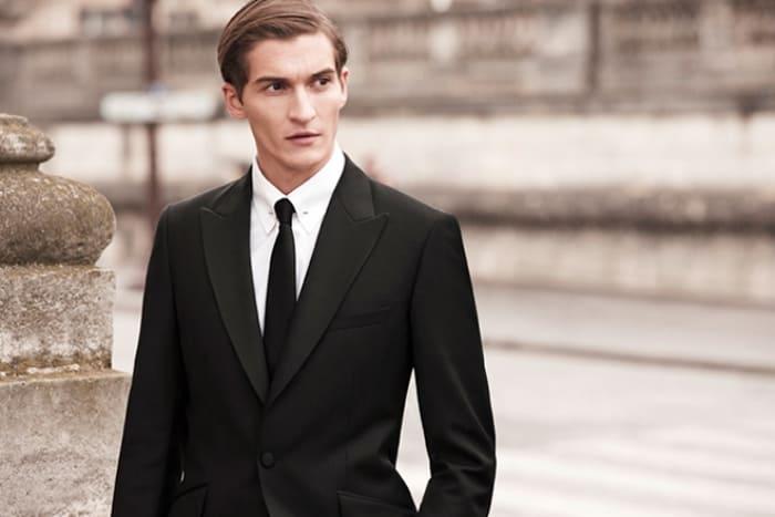 Один из самых востребованных в мире российских мужчин-моделей Матвей Лыков