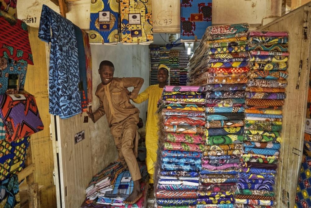 Многовековые красильные ямы в Нигерии (11)
