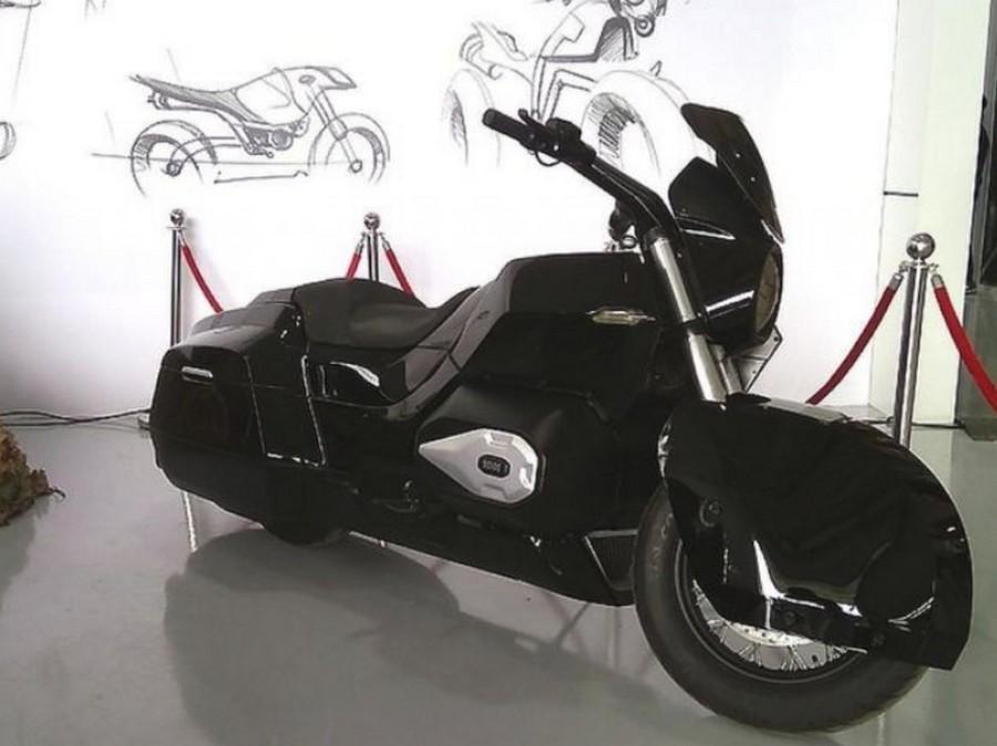 Мотоцикл &171_ИЖ кортеж&187_ стоимостью 4 000 000 рублей (2)