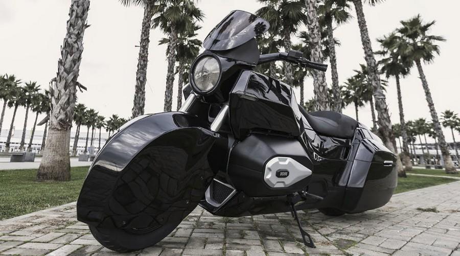 Мотоцикл &171_ИЖ кортеж&187_ стоимостью 4 000 000 рублей (3)