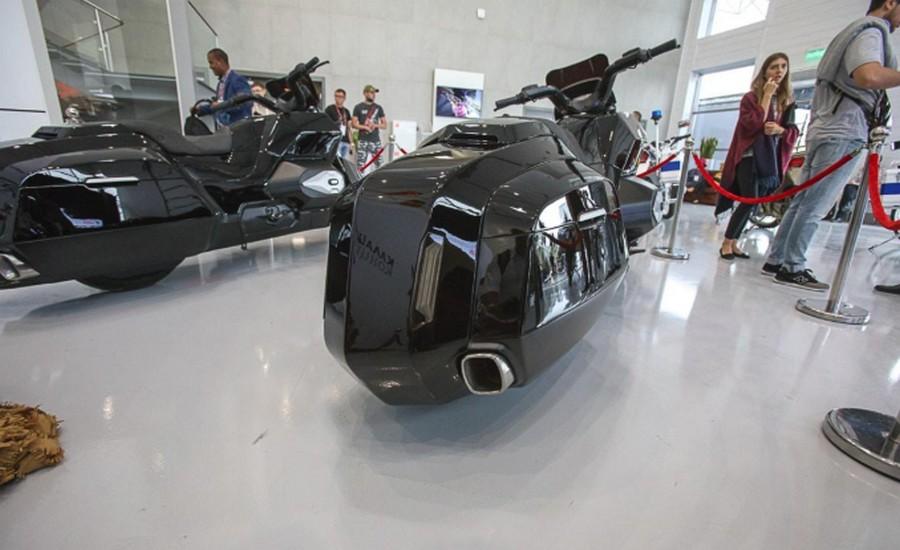 Мотоцикл &171_ИЖ кортеж&187_ стоимостью 4 000 000 рублей (6)