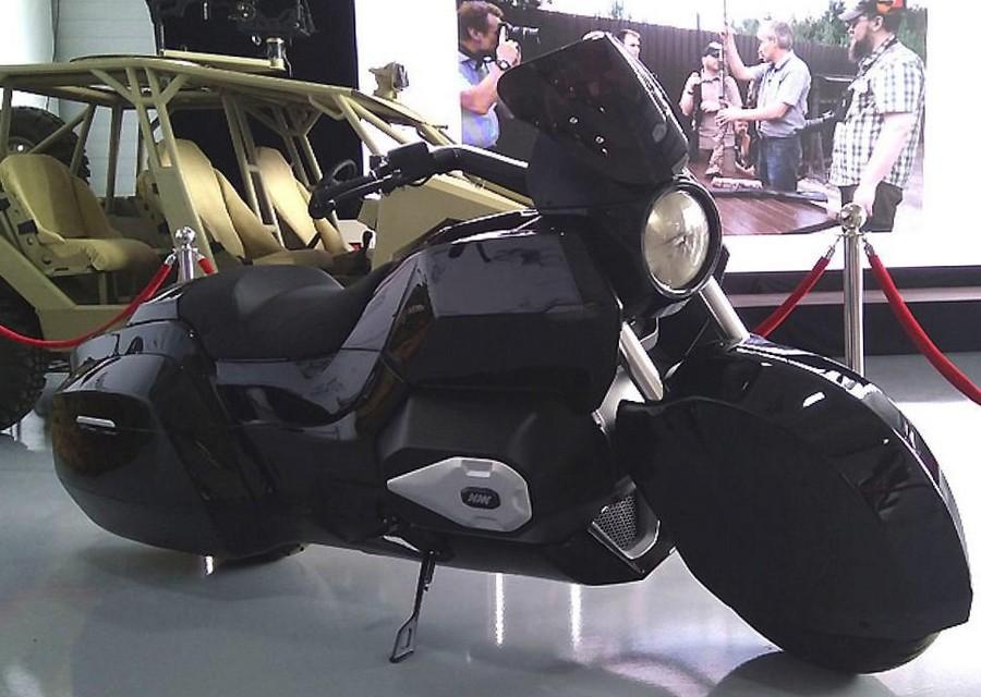 Мотоцикл &171_ИЖ кортеж&187_ стоимостью 4 000 000 рублей (8)