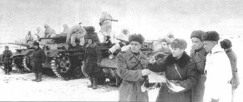 Немецкий средний танк T_III. Памятка бойцу РККА_17 фото_ (5)