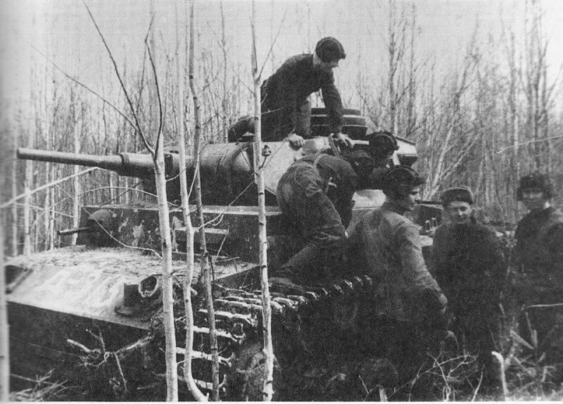 Немецкий средний танк T_III. Памятка бойцу РККА_17 фото_ (9)