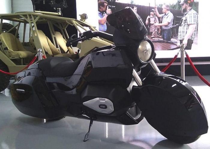 Новое творение концерна Калашникова _ тяжелый мотоцикл (9 фото) (3)
